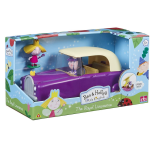 Ben & Holly ROYAL LIMOUSINE Car - Includes Holly FIGURE - NEW